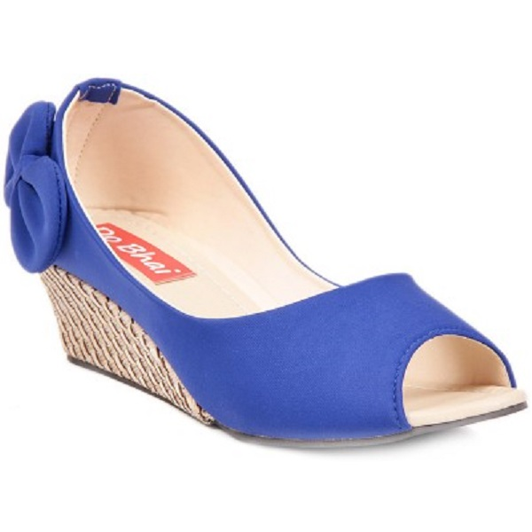 Do Bhai Women Wedges