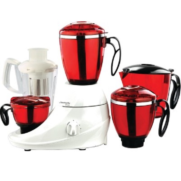 Butterfly Desire 4 746 W Juicer Mixer Grinder