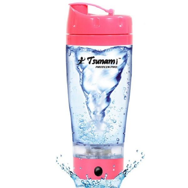 TSUNAMI PROTEIN PRO Indias Most Advanced Powerful RECHARGEABLE Protein Mixer