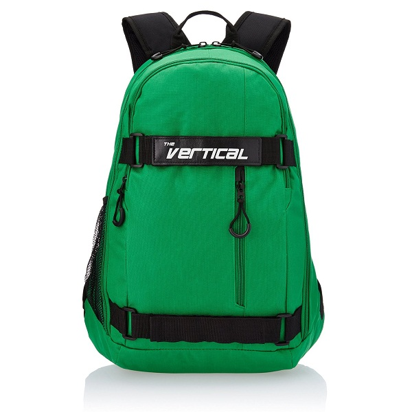 The Vertical Thunder Green Casual Backpack