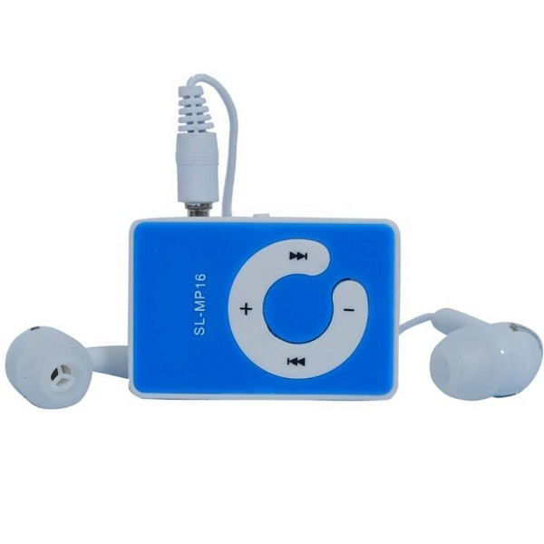 SDZ Sonilex Clip Design Digital MP3 Player