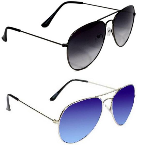 47abd38282d Epic Ink Aviator Sunglasses. Rs. 280