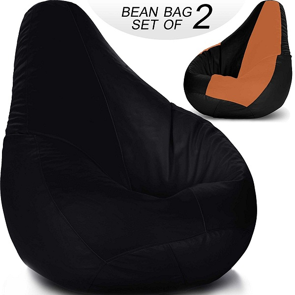 StoryHome Bean Bag without Beans Set of 2