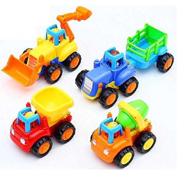 Sunshine Unbreakable Automobile Car Toy Set