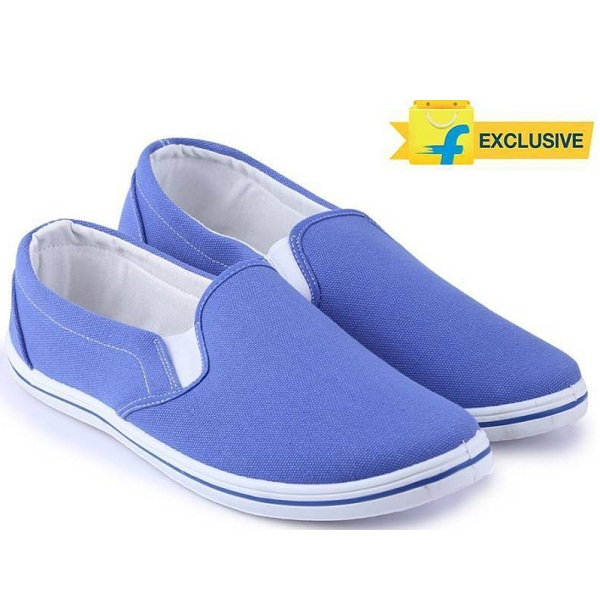 d1a0c3a7c6d Flying Machine Canvas Loafers price in india- aajkaadeals.com - Men ...