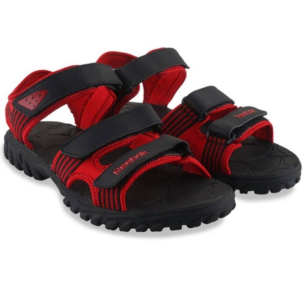 Reebok SUPREME CONNECT Men Black Sports Sandals