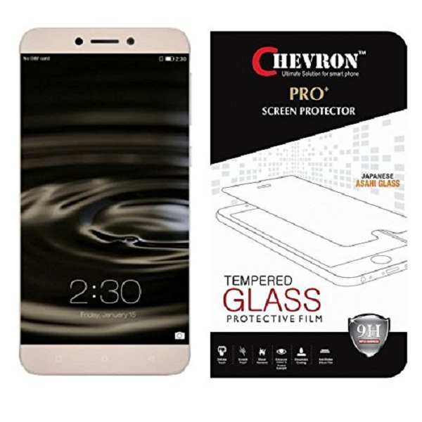 Chevron Tempered Glass Screen Protector For Letv Mobiles