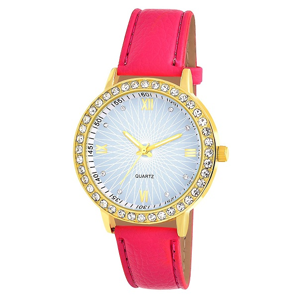 Kitcone Analogue Multi Colour Watch For Women