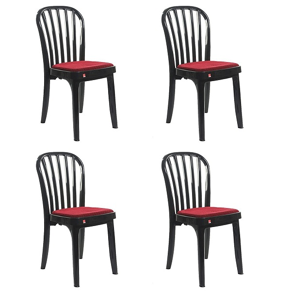 Cello Decent Delux Set of 4 Chairs