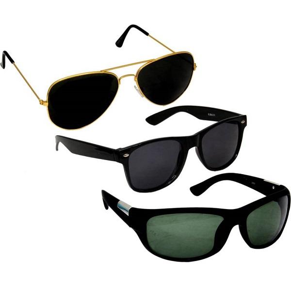 d70f1fcb56c Verre Sunglasses Combo price in india- aajkaadeals.com - Men Sunglasses