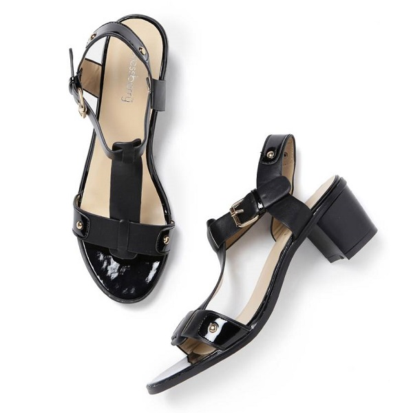 Dressberry Women Black Heels