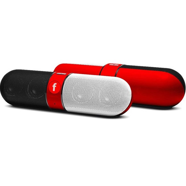 Spintronics Pill Portable Bluetooth Speaker