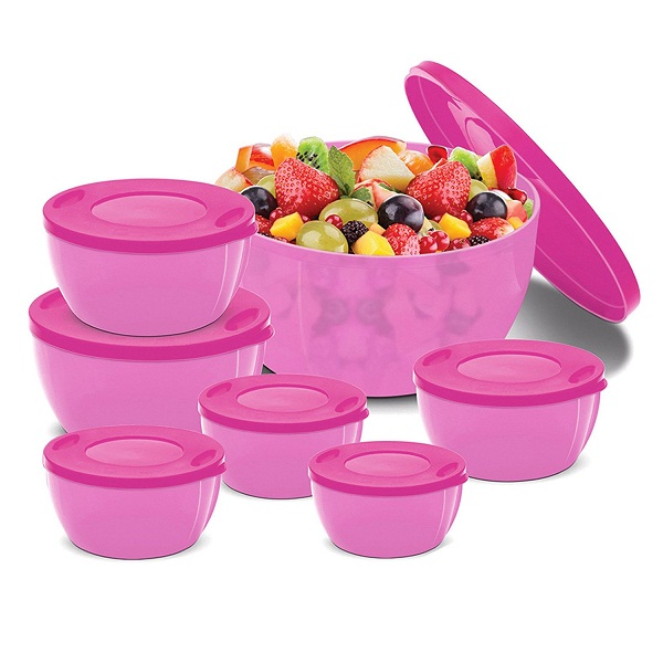BMS GoodDay Storex Bowls Set of 7