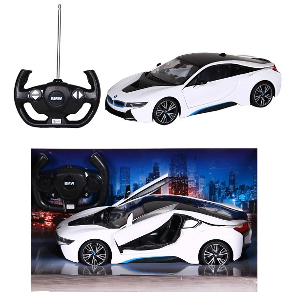 Toyhouse Bmw I8 Rc Scale Model Car Price In India Aajkaadeals Com