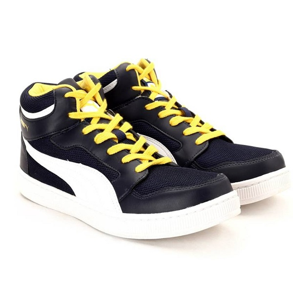 073b984573d7 Puma Rebound Mid Lite DP Men High Ankle Sneakers