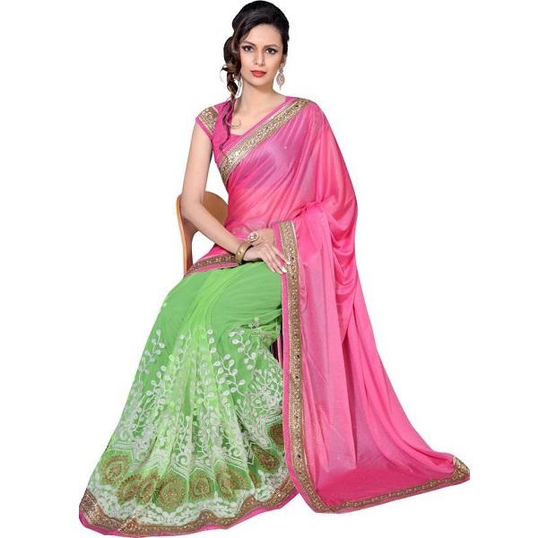 3a18909f23 flipkart. Buy Now · Livie Embroidered Bollywood Net Sari