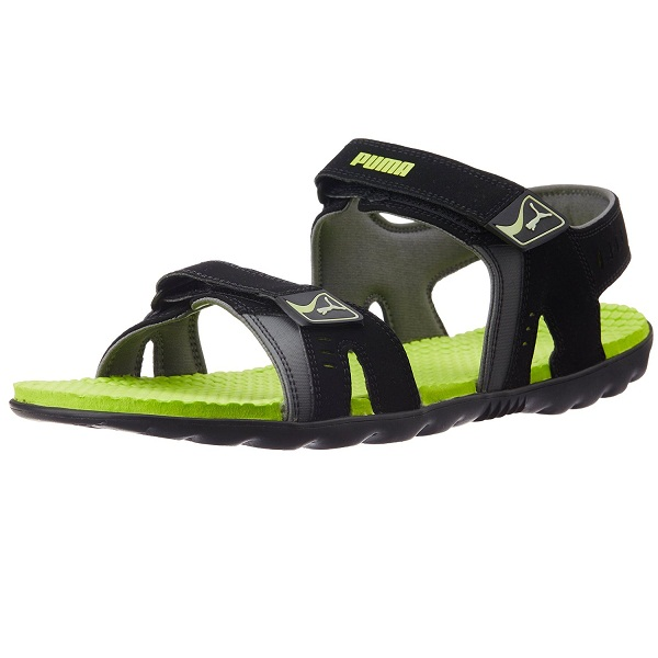 Puma Unisex Silicis Buck DP Rubber Sandals and Floaters