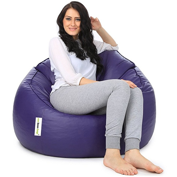Can Mudda Bean Bag Chair without Beans