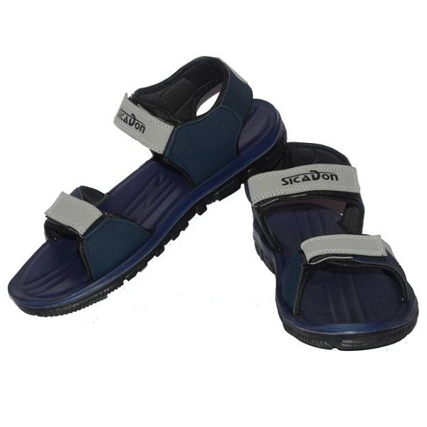 284a3a33a Sicadon Men Navy Sandals