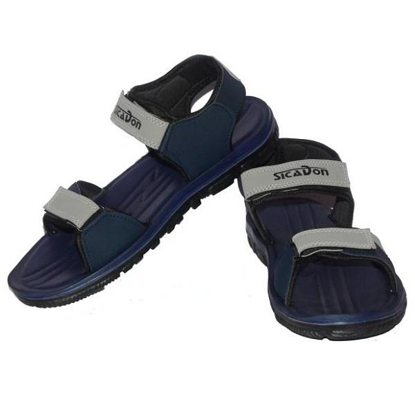 5a638d854f63 flipkart. Buy Now · Sicadon Men Navy Sandals