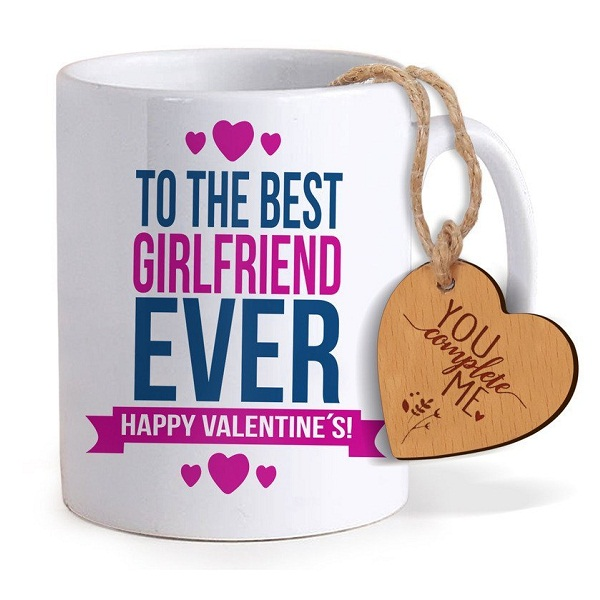 TiedRibbons Valentine Gifts For Girlfriend Coffee Mug