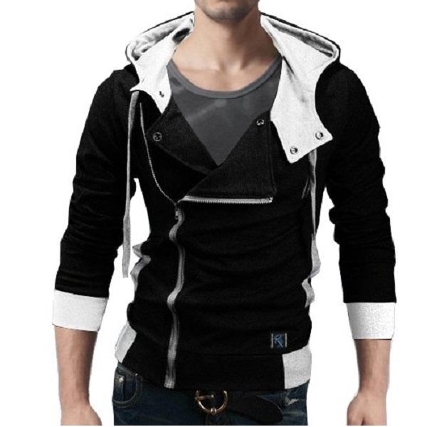 Seven Rocks Rich Cotton Mens Hoodie Sweatshirt Jacket Price In India