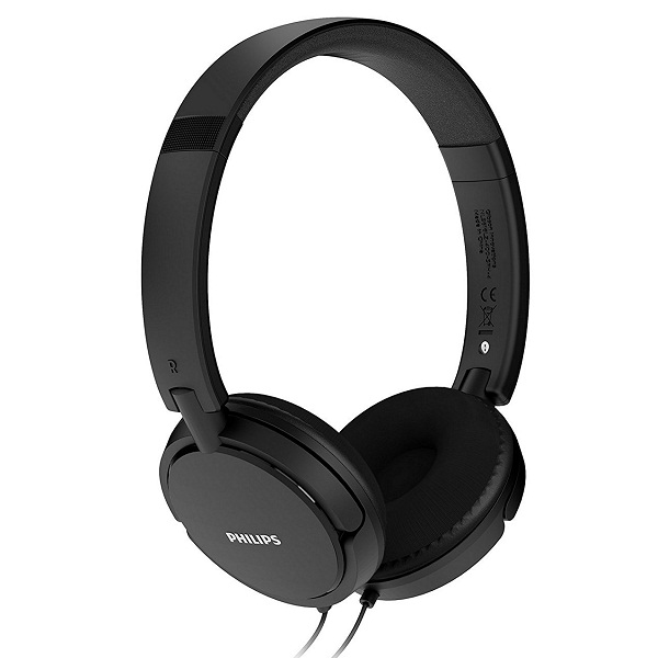 Philips On Ear Headphone with Deep Bass