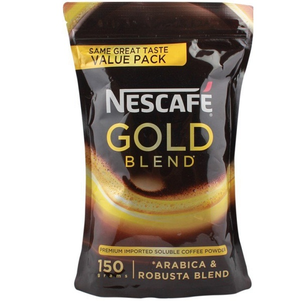 Nestle Nescafe Gold Blend Coffee 150g