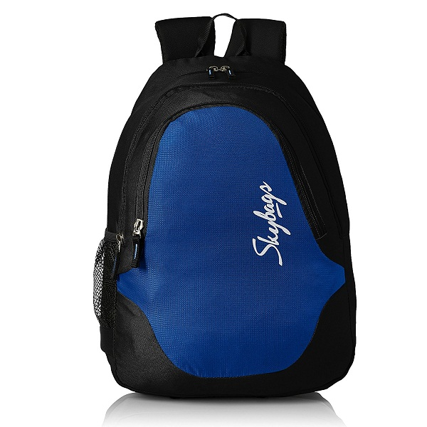 Skybags Groove 21 Ltrs Blue Casual Backpack