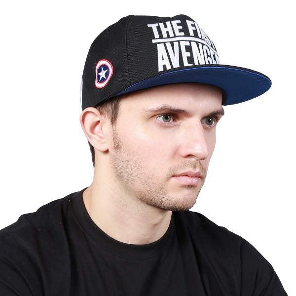 Noise Avenger Snapback Hiphop Polyester Cap price in india ... 49e6e8d9852