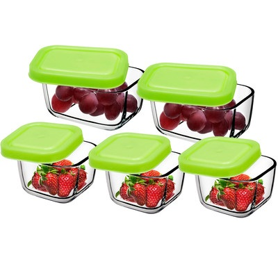 Pasabahce Glass Food Containers