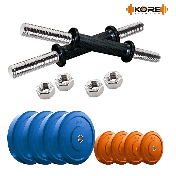 Kore Premium Dumbbells Kit