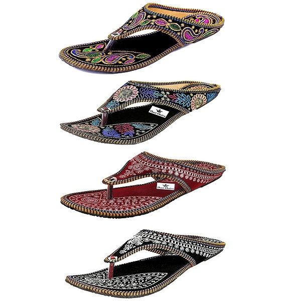 Thari Choice Womans Slipper Pack of 4