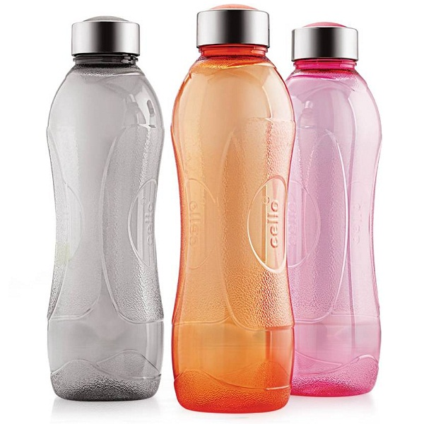 2f23a0dfe Cello Vegas Dlx 1000 ml Bottle Pack of 3 price in india- aajkaadeals ...