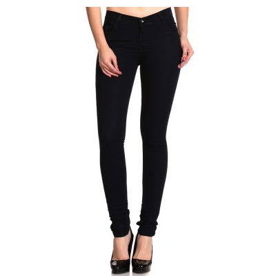 Ahhaaaa Slim Fit Womens Jeans
