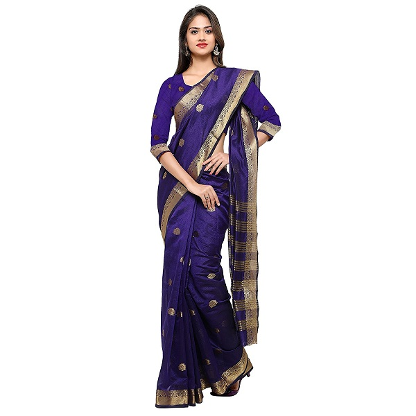 Oomph Art Silk Saree