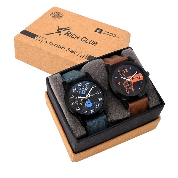 Rich Club Combo of 2 Watches