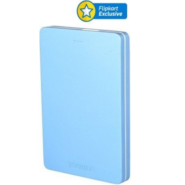 Toshiba Canvio Alumy 2 Tb Wired External Hard Disk Drive Price In