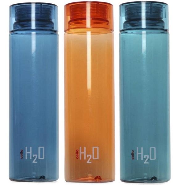 eb5a1dc1a Cello H2O 1000 ml Bottle Pack of 3 price in india- aajkaadeals.com ...