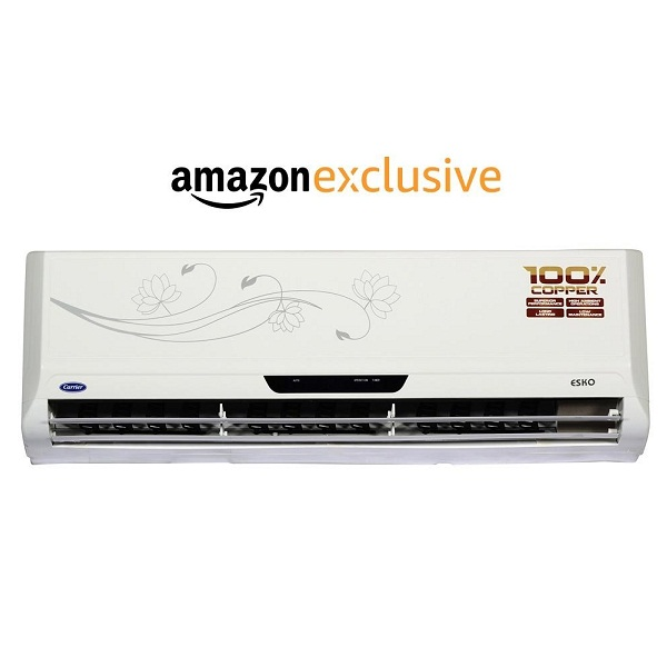 Carrier 1 Ton 5 Star Split AC