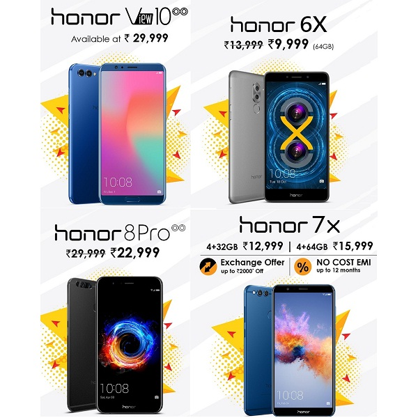 Honor Mobiles