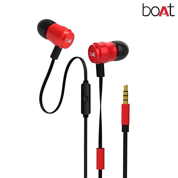 boAt Extra Bass Earphones with Mic