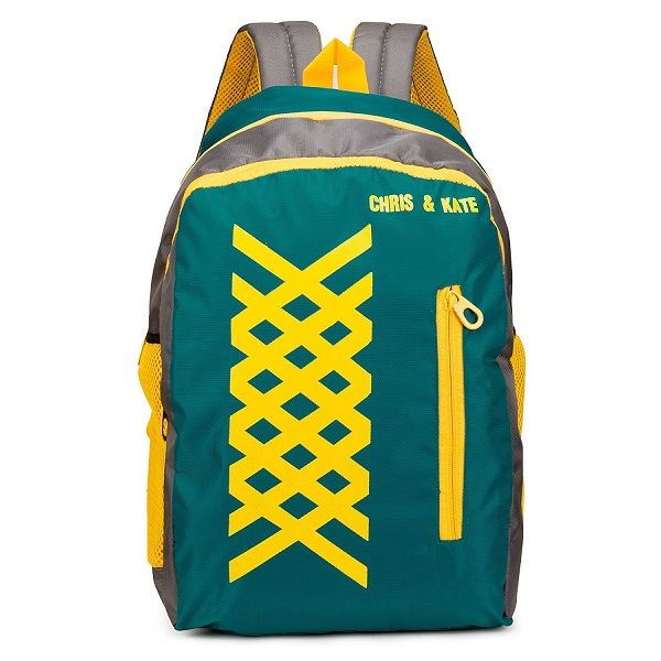 1f3bfce73091 Chris And Kate Polyester 27 Ltr Green School Bag