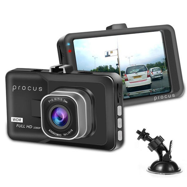 FULL HD 1080P PROCUS CONVOY CAMERA