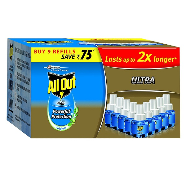 All Out Ultra Saver Refill Set