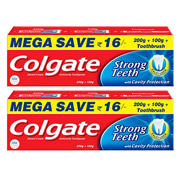 Colgate Anti Cavity Strong Teeth Toothpaste
