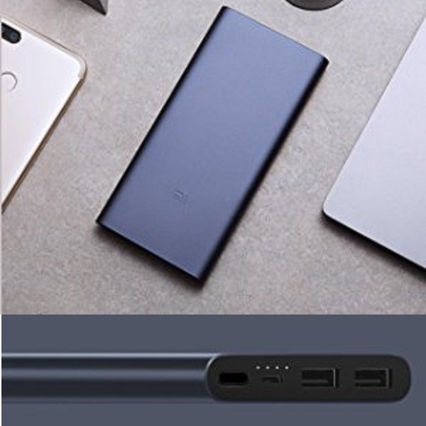 Mi 10000mAH Li Polymer Power Bank 2i