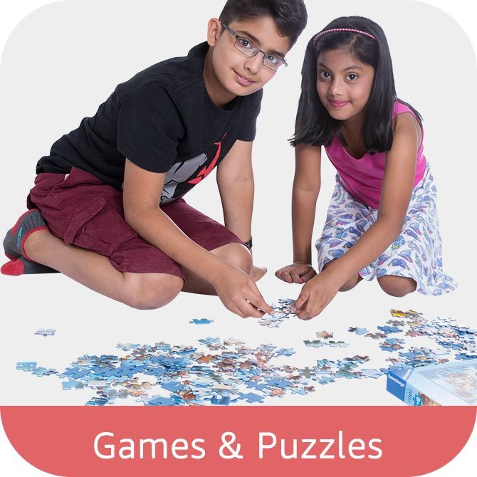 Games Nd Puzzles