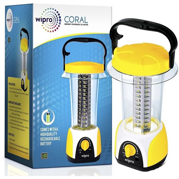 Wipro E10004 Emergency Light