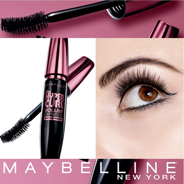 Maybelline New York Hypercurl Mascara Waterproof